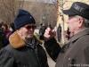 Первомайский митинг коммунистов на пл. Победы