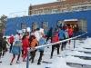 Соревнования по лыжам на приз В. Русанова (1-й день)