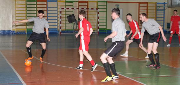 Завершились соревнования команд второй лиги по мини-футболу МР «Печора»