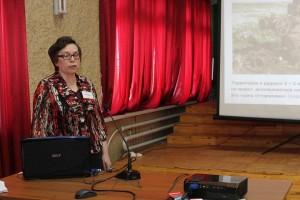 XI конференция «За спасение Печоры». Валентина Семяшкина