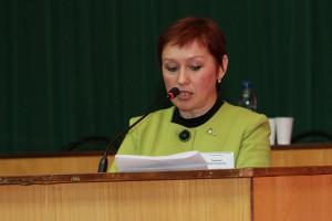 XI конференция «За спасение Печоры». Вера Смирнова