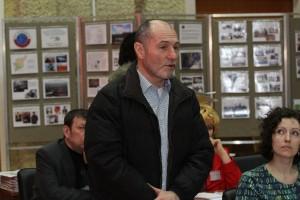 XI конференция «За спасение Печоры». Дмитрий Васильев