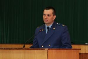 XI конференция «За спасение Печоры». Дмитрий Перминов