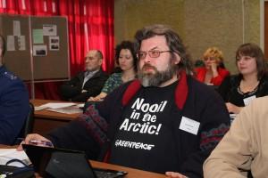 XI конференция «За спасение Печоры». Роман Долгов