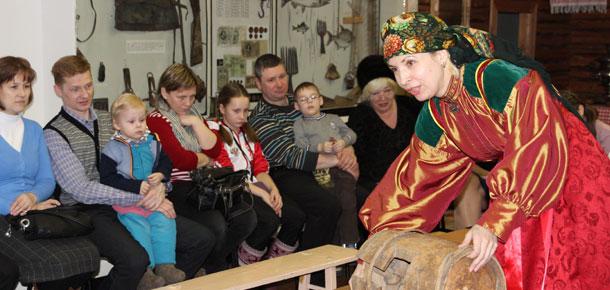 Коми кухня в Печорском историко-краеведческом музее