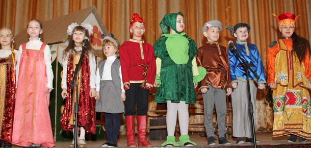 Развлекательные мероприятия в ДДТ города Печоры