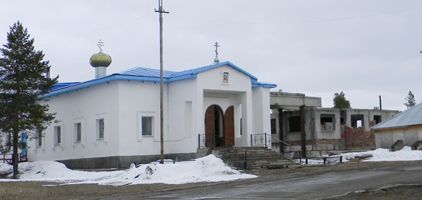 Строительство храмового комплекса на берегу реки Печоры будет продолжено