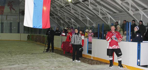 Хоккейный турнир «Кубок Приполярья» в Инте