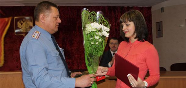 Награды ОМВД РФ по г. Печоре