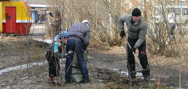 Санитарная очистка ГП «Печора»