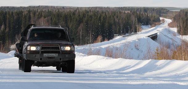 Закрытие зимников в Печорском районе