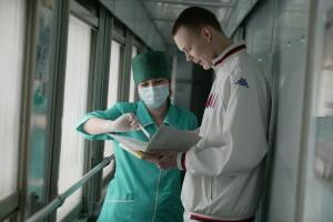Медицинский поезд «Хирург Николай Пирогов