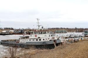 Навигация на реке Печоре открыта