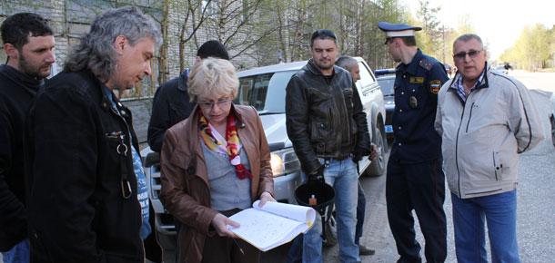 Представители ЗАО «ВиД» собрали общественность Печоры