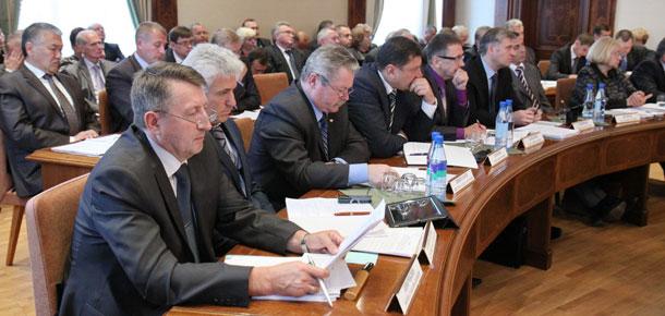 О подготовке Печоры к зиме на заседании Правительства РК