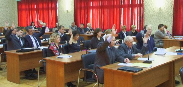 19-е заседание Совета муниципального района «Печора»