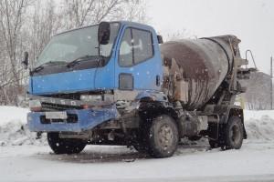 ДТП на ул. Ленина в Печоре