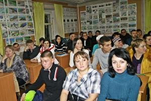 Встреча будущих водителей с начальником ГИБДД Печоры