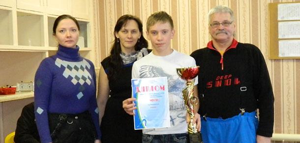 Республиканский турнир по лыжным гонкам на призы Владимира Русанова прошел в Печоре