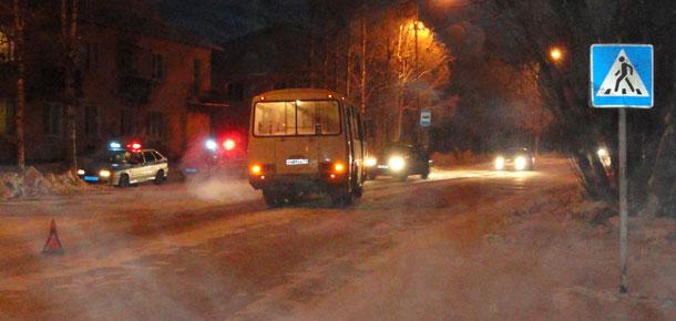 Ребенок в Печоре попал под колеса рейсового автобуса