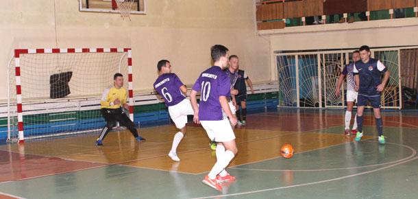Печорская «Искра» – победитель турнира по мини-футболу