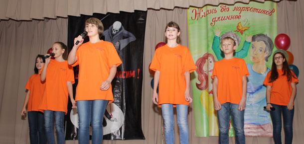 Подведение итогов антинаркотической итогов акции среди печорских школьников