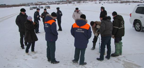 Переправа через Печору открыта