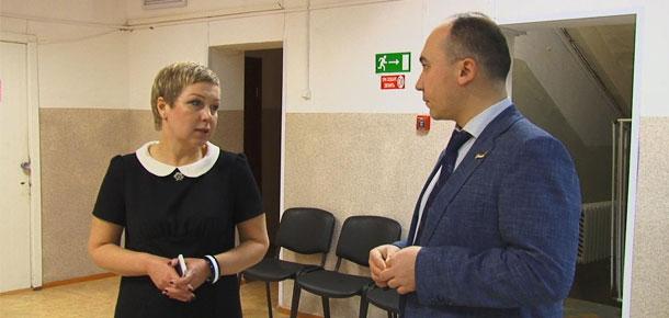 Визит руководителя Агентства РК по социальному развитию в Печору