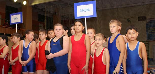 В Печоре открылся XIV турнир по вольной борьбе памяти печорского спортсмена Евгения Политова
