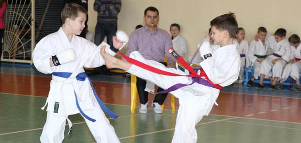 Первый турнир 2014-го по карате прошел в Печоре