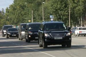 Главный автомобиль Республики Коми