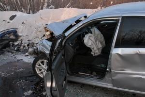 Серьезное ДТП с пострадавшими в Печоре