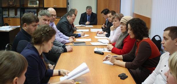 Заседание Координационного совета по малому и среднему предпринимательству МО МР «Печора»