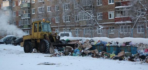 В Печоре мусор распределили между управляющими компаниями