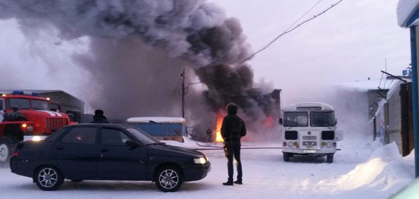 О противопожарном режиме на транспорте в Печоре