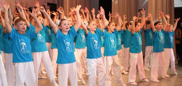 20-летие печорского театра танца «Стиль»