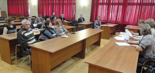 В администрации Печоры состоялись общественные слушания  по вопросу внесения изменений в прогнозный план приватизации на 2014 г.