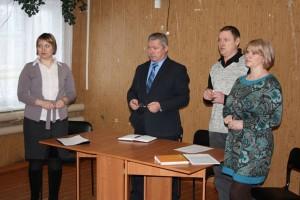 C рабочим визитом в СП «Каджером» побывал глава администрации МР «Печора» Виктор Николаев