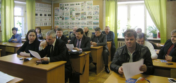 Состоялась V отчетно-выборная конференция местного отделения ДОСААФ города Печоры