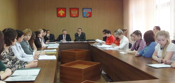 Прошло заседание Координационного совета по развитию туризма при администрации МР «Печора»