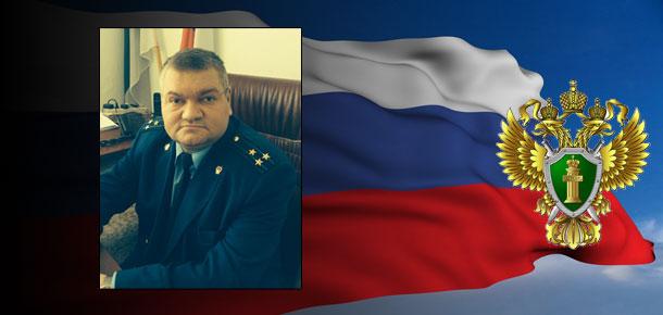 Воркутинская транспортная прокуратура сообщает, что в воскресенье, 27 апреля,  скончался воркутинский транспортный прокурор Дмитрий Сергеевич Машьянов