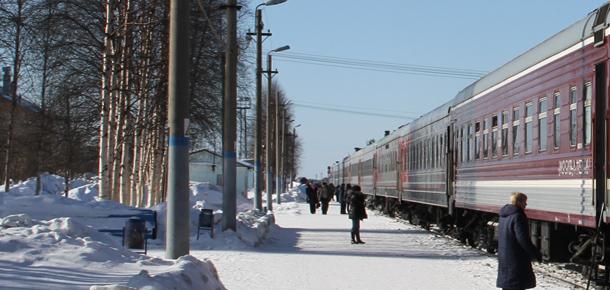 Изменяется расписание движения поездов дальнего следования Усинск – Печора  и Воркута – Печора