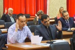 Сегодня состоялось внеочередное, пятнадцатое, заседание Совета городского поселения «Печора»