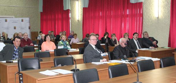 2 апреля, состоялось очередное, двадцать пятое, заседание Совета МР «Печора»