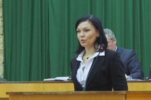 Наталья Тишанская, фото из архива