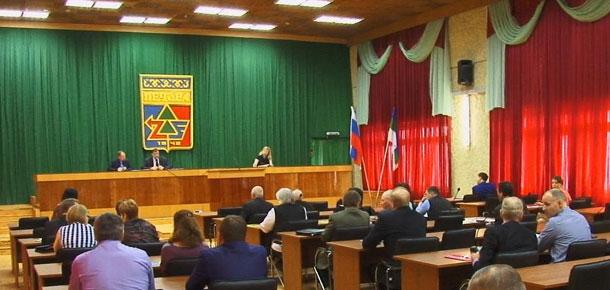 Состоялось внеочередное, двадцать шестое, заседание Совета МР «Печора»