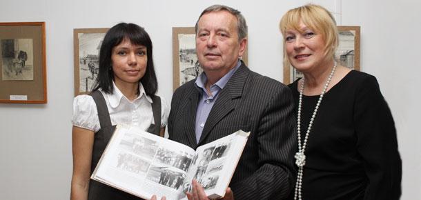 В ПИКМ прошла презентация новой книги о Печоре