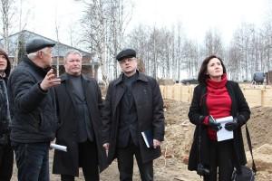 Строительство новых домов в Печоре идет полным ходом