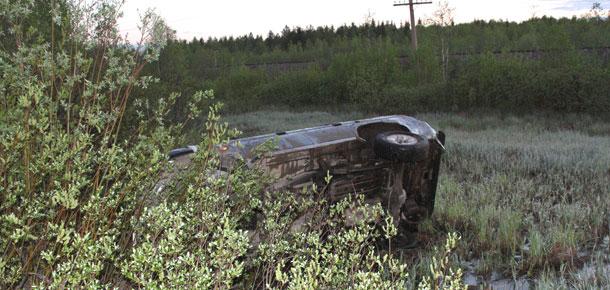 Очередное ДТП в Печоре с пьяным водителем