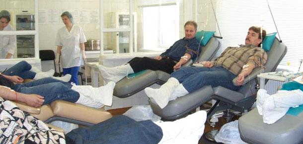 Печорская станция переливания крови благодарит доноров Печоры и Печорского района